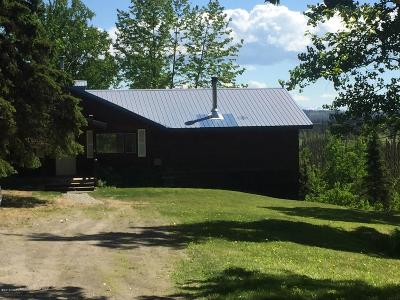 Kasilof Single Family Home For Sale: 53605 Sterling Highway