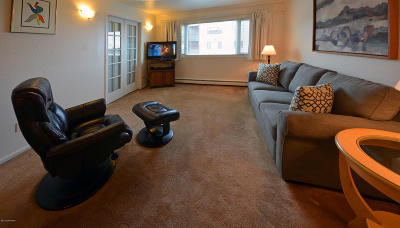 Anchorage AK Condo/Townhouse For Sale: $110,000