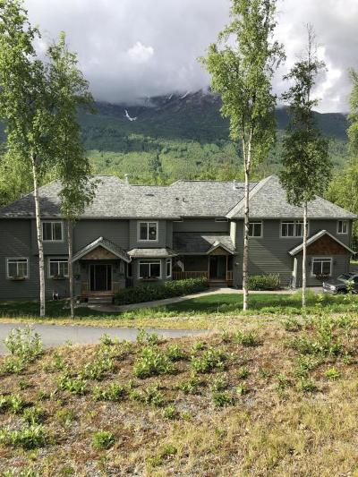 Eagle River, Chugiak Single Family Home For Sale: 7044 Kulchay Circle