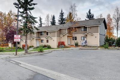 Eagle River Rental For Rent: 16510 Centerfield Drive #F4