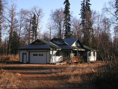 Trapper Creek Single Family Home For Sale: 23563 S Vintage Drive