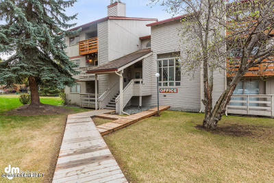 Anchorage Condo/Townhouse For Sale: 9725 Independence Drive #A201