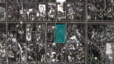Anchorage Residential Lots & Land For Sale: Bob West TR A