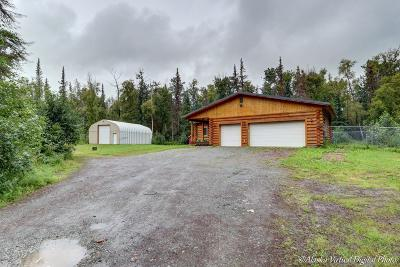 Wasilla AK Single Family Home For Sale: $399,000