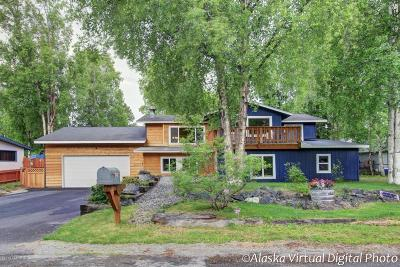 Anchorage Single Family Home For Sale: 12100 Rainbow Avenue