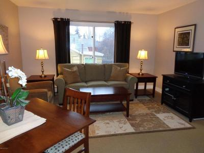 Anchorage Rental For Rent: 140 W 11th Avenue #G