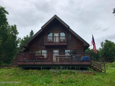 Homer Single Family Home For Sale: 4606 S Slope Drive