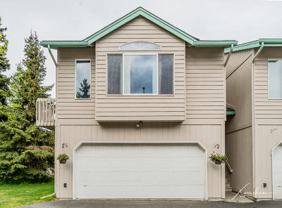 Anchorage Condo/Townhouse For Sale: 1700 Elcadore Drive #C