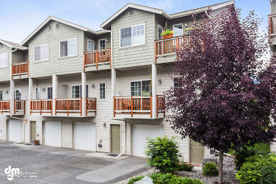 Anchorage AK Condo/Townhouse For Sale: $230,000
