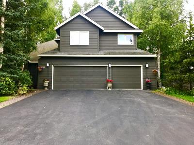 Anchorage AK Single Family Home For Sale: $548,000
