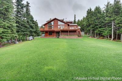Anchorage Single Family Home For Sale: 17521 Steamboat Drive