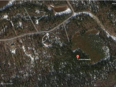 1d - Matanuska Susitna Borough Residential Lots & Land For Sale: 2155 Thicket Drive