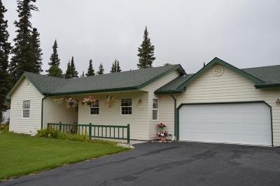 Kenai Single Family Home For Sale: 1520 Windward Drive