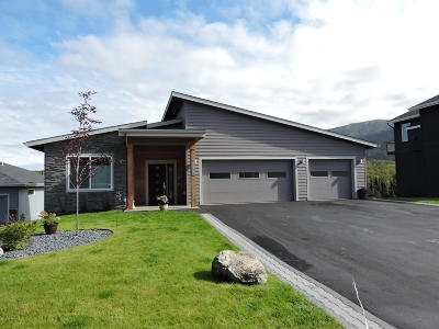 Eagle River Single Family Home For Sale: 14161 Koso Drive