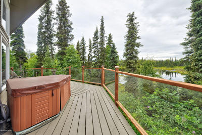 Soldotna Single Family Home For Sale: 49760 Leisure Lake Drive