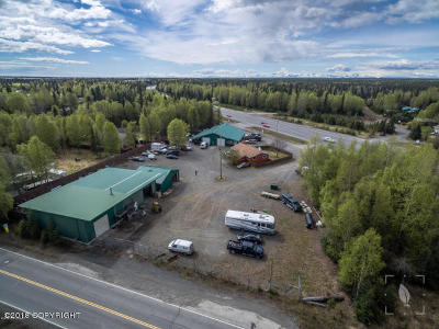 Kenai Commercial For Sale: 8847 Kenai Spur Highway