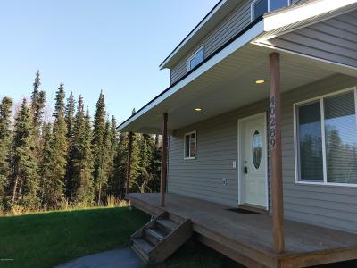 Soldotna Single Family Home For Sale: 40289 Iliamna Loop