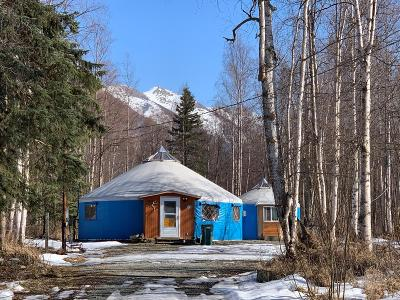 Chugiak AK Single Family Home For Sale: $219,000