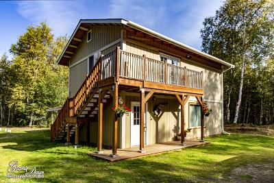 Wasilla Single Family Home For Sale: 5533 Beverly Lake Road