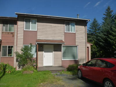 Kodiak AK Single Family Home For Sale: $214,750