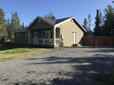Soldotna AK Single Family Home For Sale: $205,000