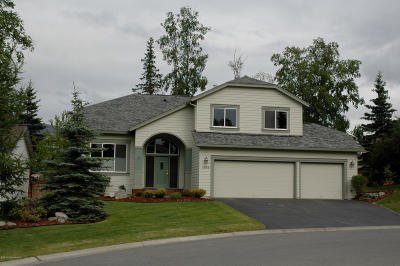 Eagle River Rental For Rent: 8717 Inyo Circle