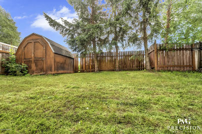 Anchorage Single Family Home For Sale: 1630 Betula Circle