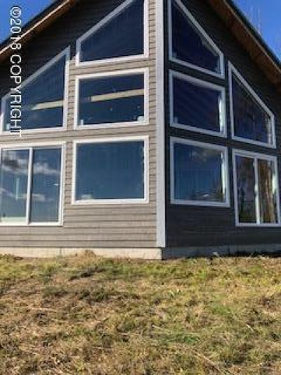 Wasilla Single Family Home For Sale: 5141 S Outrigger Drive