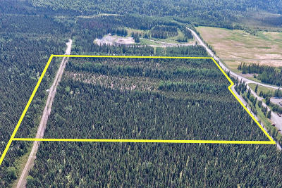 Soldotna Residential Lots & Land For Sale: Funny River Road
