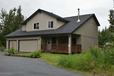 Wasilla Single Family Home For Sale: 500 W Scheelite Drive
