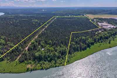 Soldotna Residential Lots & Land For Sale: Tract C Patson Road