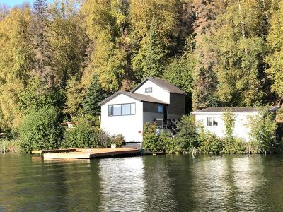 Big Lake Single Family Home For Sale: NHN Big Lake/Crocker Island