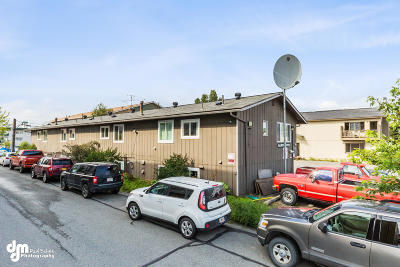 Anchorage Multi Family Home For Sale: 3488 Eide Street