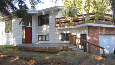 Anchorage Single Family Home For Sale: 3131 W 100th Avenue