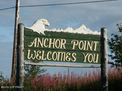 Anchor Point Residential Lots & Land For Sale: 36145 Flintstone Street