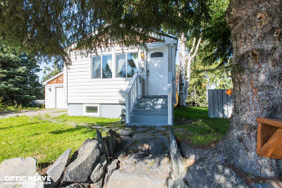 Single Family Home For Sale: 1405 W 44th Avenue