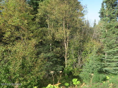 Anchorage, Chugiak, Eagle River Residential Lots & Land For Sale: NHN Hillside Drive
