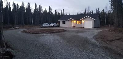 Anchorage, Chugiak, Eagle River, Palmer, Wasilla Single Family Home For Sale: 9441 W Sleepy Circle