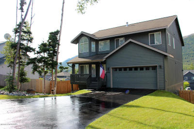 Eagle River Single Family Home For Sale: 20688 Halibut Cove Lane