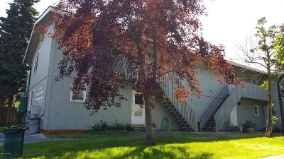 Anchorage Condo/Townhouse For Sale: 190 Grand Larry Street #A-2