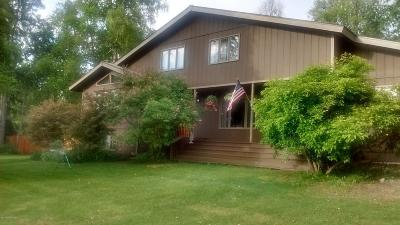 Eagle River Single Family Home For Sale: 12413 W Prince Of Peace Drive