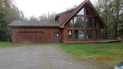 Wasilla AK Single Family Home For Sale: $167,900