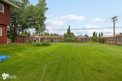 Anchorage Residential Lots & Land For Sale: LT28 BLK3 43rd Avenue