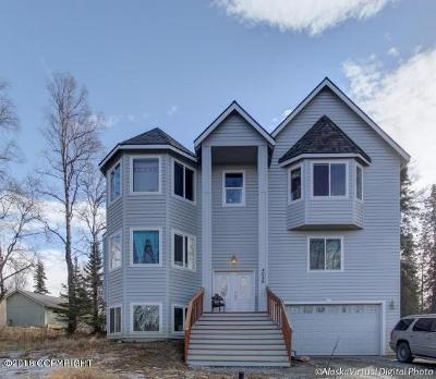 Wasilla Single Family Home For Sale: 4088 S Timberland Loop