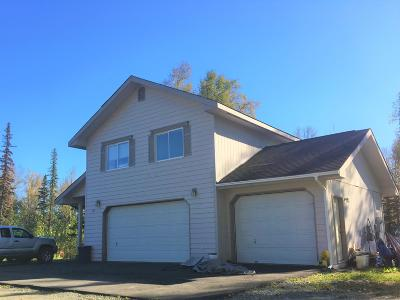 Wasilla Single Family Home For Sale: 344 W Canterbury Drive