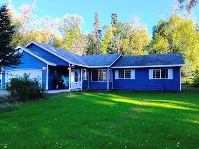 Kenai Single Family Home For Sale: 37270 Even Lane
