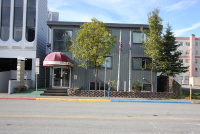 Anchorage Commercial For Sale: 826 K Street