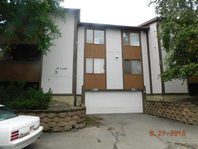 Anchorage AK Condo/Townhouse For Sale: $136,000