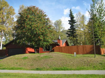 Eagle River AK Single Family Home For Sale: $315,000
