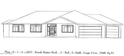 Anchorage Single Family Home For Sale: Lot 5 Potter Highlands Drive
